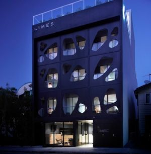The Limes Hotel - Accommodation Gold Coast