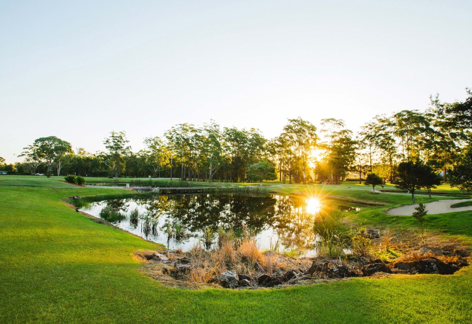 Tallwoods Golf Course and Resort - Accommodation Gold Coast