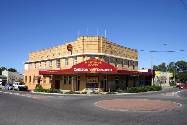 Hastings Hotel - Accommodation Gold Coast