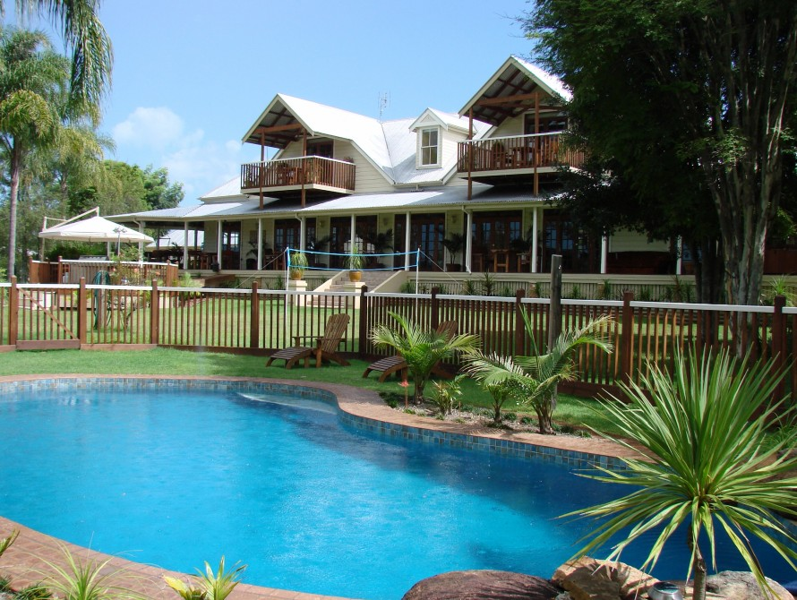 Clarence River Bed  Breakfast - Accommodation Gold Coast