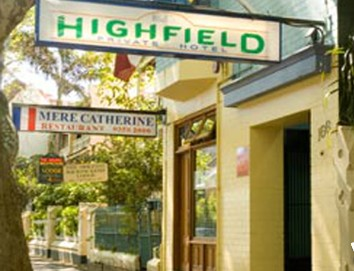 Highfield Private Hotel