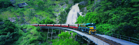 Kuranda Scenic Railway - Accommodation Gold Coast