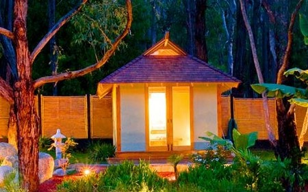 Japanese Mountain Retreat - Accommodation Gold Coast