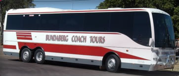 Bundaberg Coaches - Accommodation Gold Coast