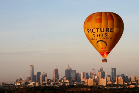 Picture This Ballooning - Accommodation Gold Coast