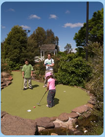 Wetlands Mini Golf - Accommodation Gold Coast
