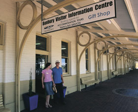 Old Railway Station Bunbury - Accommodation Gold Coast
