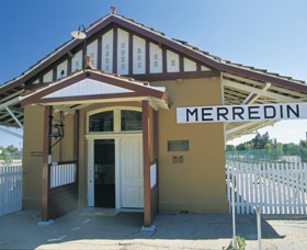 Merredin Railway Museum - Accommodation Gold Coast