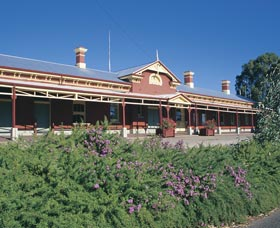 Old Railway Station Museum - Accommodation Gold Coast