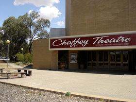Chaffey Theatre - Accommodation Gold Coast
