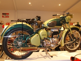 Bicheno Motorcycle Museum - Accommodation Gold Coast