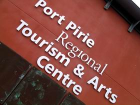 Port Pirie Regional Tourism And Arts Centre - Accommodation Gold Coast