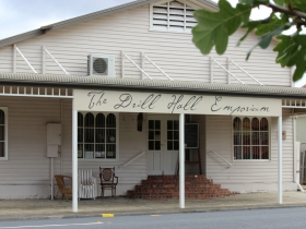 Drill Hall Emporium - The - Accommodation Gold Coast