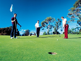 Freycinet Golf Course - Accommodation Gold Coast