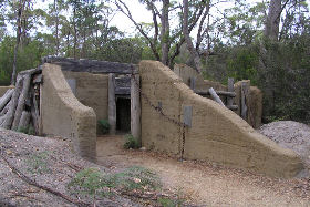 Coal Mines Historic Site - Accommodation Gold Coast