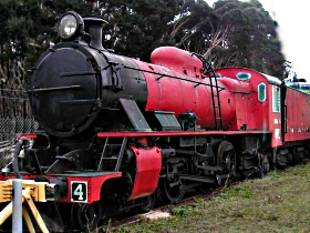 Don River Railway - Accommodation Gold Coast