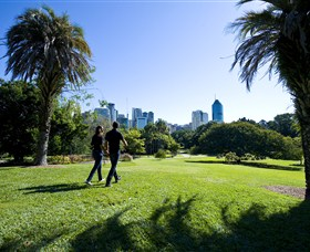 City Botanic Gardens - Accommodation Gold Coast