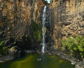 Northern Rockhole - Accommodation Gold Coast