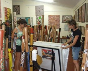 Top Didj  Art Gallery - Accommodation Gold Coast