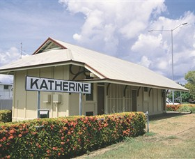 Old Katherine Railway Station - Accommodation Gold Coast