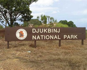 Djukbinj National Park - Accommodation Gold Coast