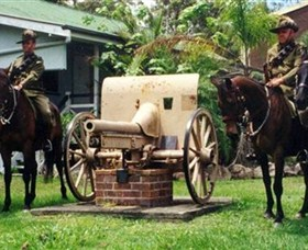 Second/Fourteenth Light Horse Regiment QMI Museum - Accommodation Gold Coast