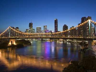 Story Bridge - Accommodation Gold Coast