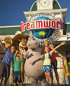 Dreamworld - Accommodation Gold Coast