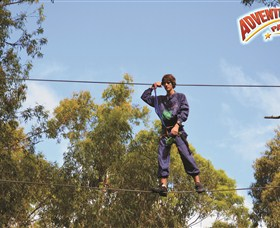 Adventure Parc at Currumbin Wildlife Sanctuary - Accommodation Gold Coast
