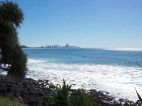 Burleigh Head National Park - Accommodation Gold Coast