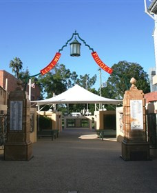 Gympie and Widgee War Memorial Gates - Accommodation Gold Coast