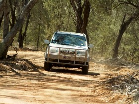 Ward River 4x4 Stock Route Trail - Accommodation Gold Coast