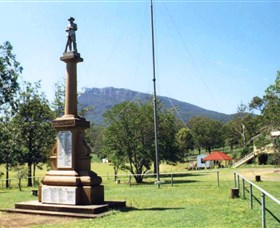 Maroon State School War Memorial - Accommodation Gold Coast