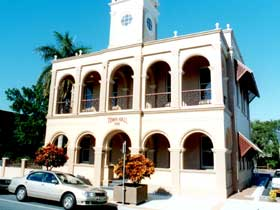 Mackay Town Hall - Accommodation Gold Coast