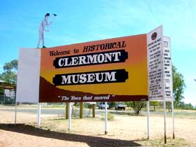 Clermont Historical Centre and Museum - Accommodation Gold Coast