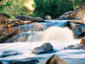 Crows Nest Falls - Accommodation Gold Coast