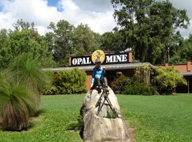 Outback Opal Mine - Accommodation Gold Coast