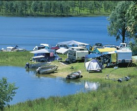 Lake Boondooma - Accommodation Gold Coast