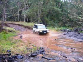Condamine Gorge '14 River Crossing' - Accommodation Gold Coast