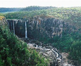Blencoe Falls Girringun National Park - Accommodation Gold Coast
