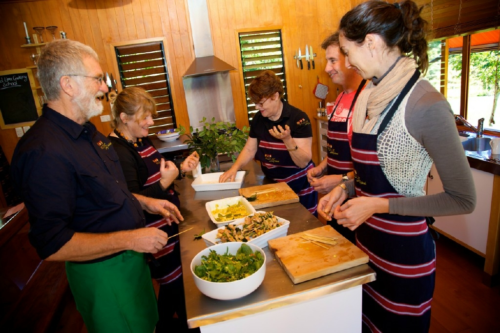 Wild Lime Cooking School - Accommodation Gold Coast