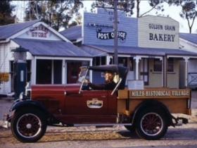 Miles Historical Village and Museum - Accommodation Gold Coast