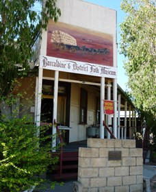 Barcaldine and District Museum - Accommodation Gold Coast