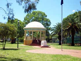 Kingaroy Memorial Park - Accommodation Gold Coast