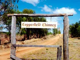 Copperfield Store and Chimney - Accommodation Gold Coast