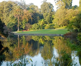 Royal Botanic Gardens Melbourne - Accommodation Gold Coast
