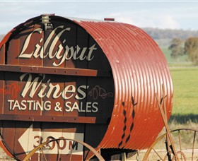 Lilliput Wines - Accommodation Gold Coast
