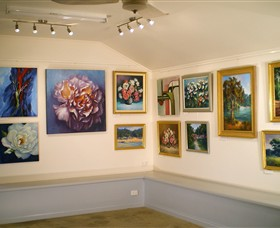 Ros McArthur Art Studio - Accommodation Gold Coast