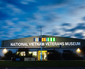 National Vietnam Veterans Museum - Accommodation Gold Coast