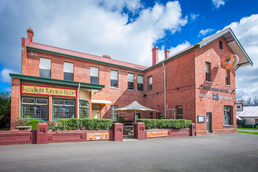 Holgate Brewhouse at Keatings Hotel - Accommodation Gold Coast